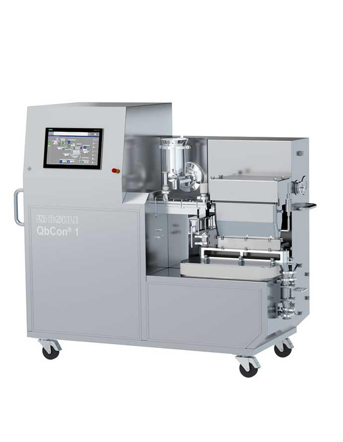 R&D Continuous Production