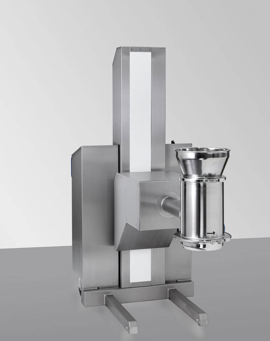 Sieving machines for the pharmaceutical industry