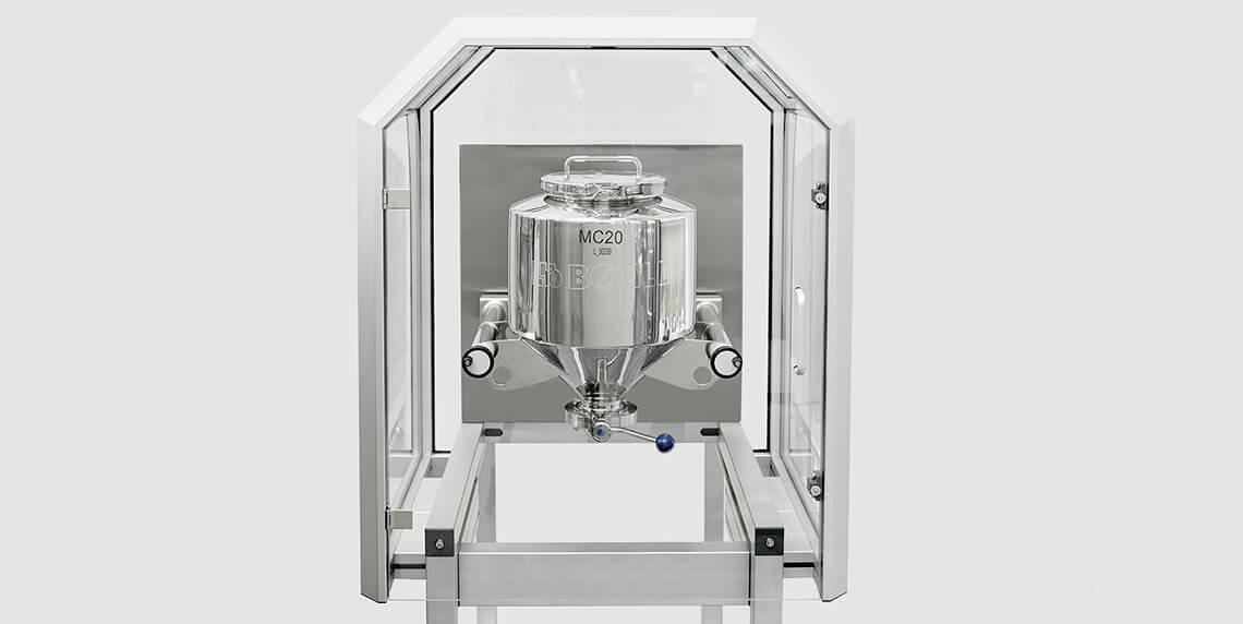 Laboratory blender